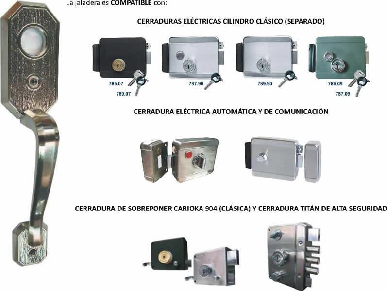 Ultra cerraduras y herrajes soprano for Puertas de chapa para exterior